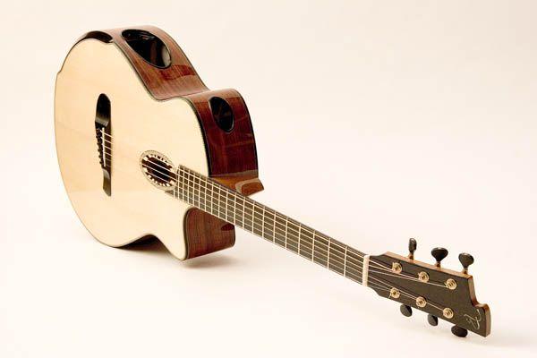 2GS Steel-String Guitar model by Beardsell Guitars .Made by luthier Allan Beardsell of Beardsell Guitars from Winnipeg, Manitoba province in Canada. www.beardsellguit...