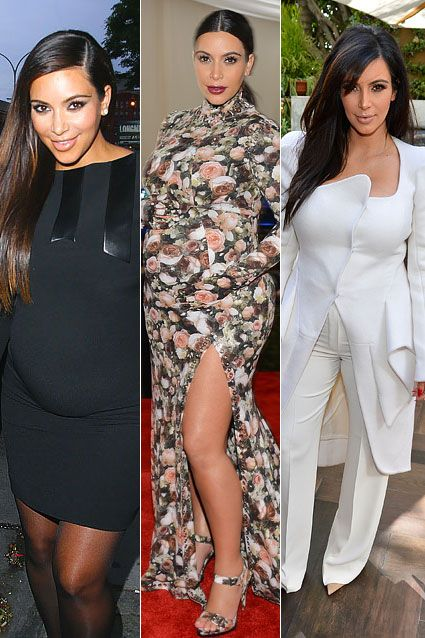 26 best Maternity Style Crush: Kim Kardashian images on Pinterest 67