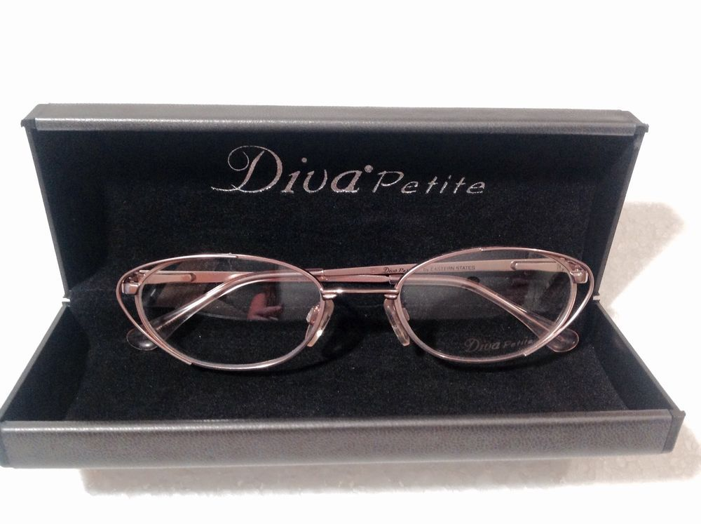 fb2ed220c 50'S Style Cat Eye Designer Diva Petite Eyeglasses! Perfect Blush Pink  Color! #Divapetite #eyeglasses #cateye