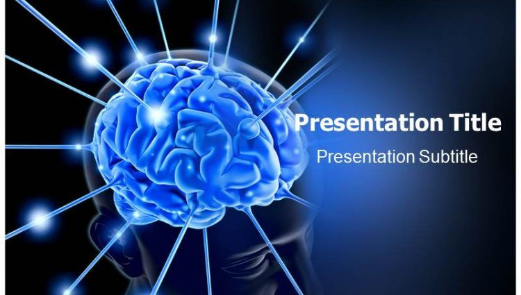 Free Medical Brain Powerpoint Templates Brain Powerpoint Templates
