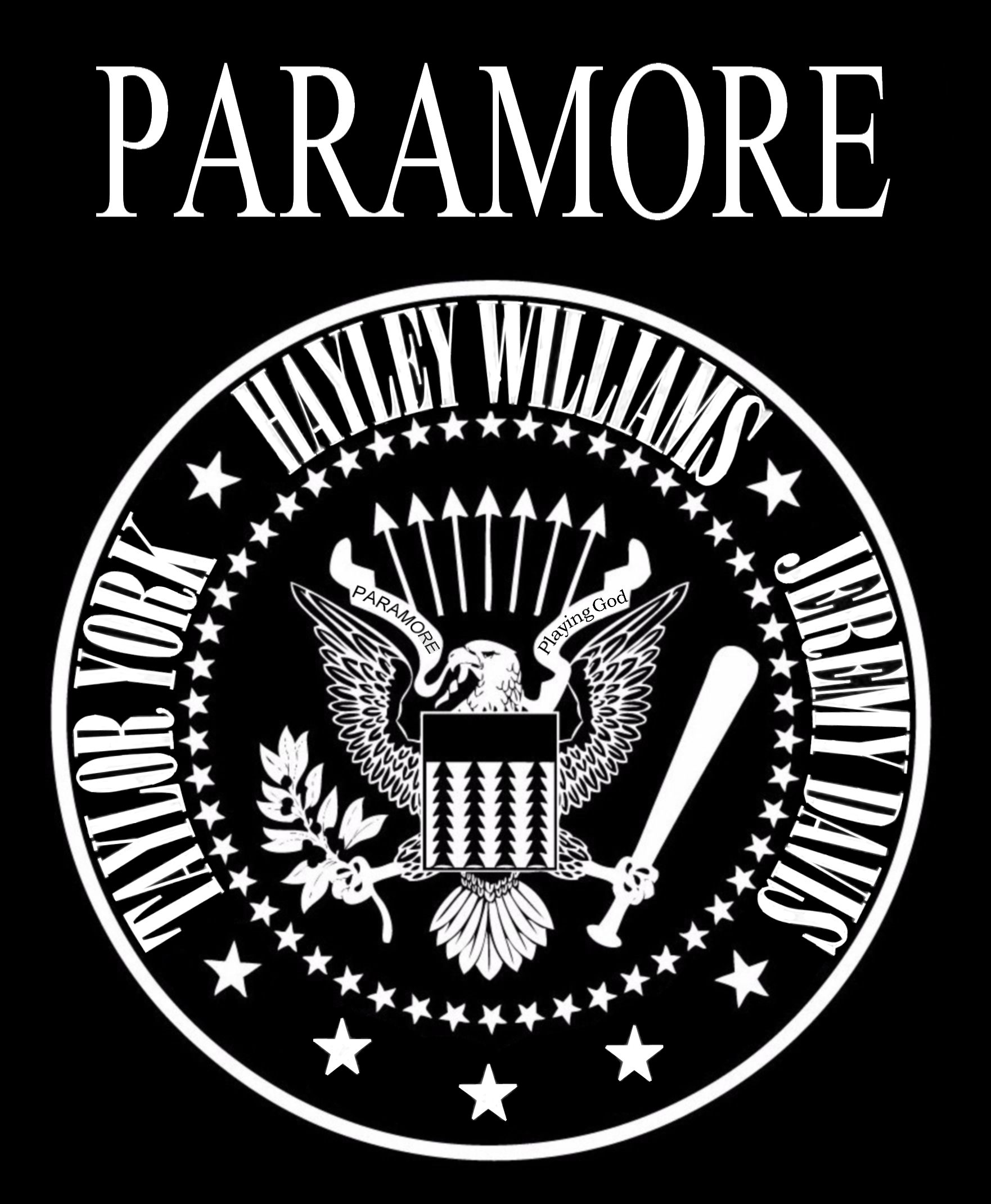 Google themes paramore - Paramore Logo Design