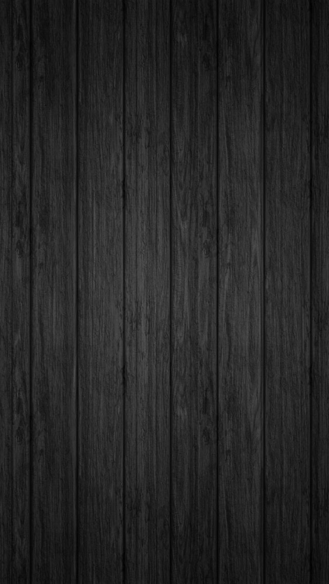 Black Background Wood IPhone 5 Wallpaper