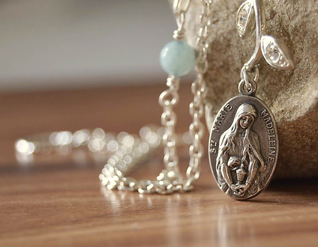 necklaces catholic pinterest gifts necklace pin