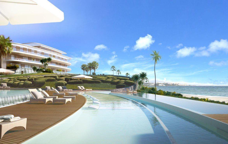 Luxus Wohnungen U0026 Penthäuser In Marbella Estepona Dieses Luxus Projekt  Direkt An Einem
