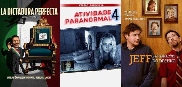 Filmes Netflix abril