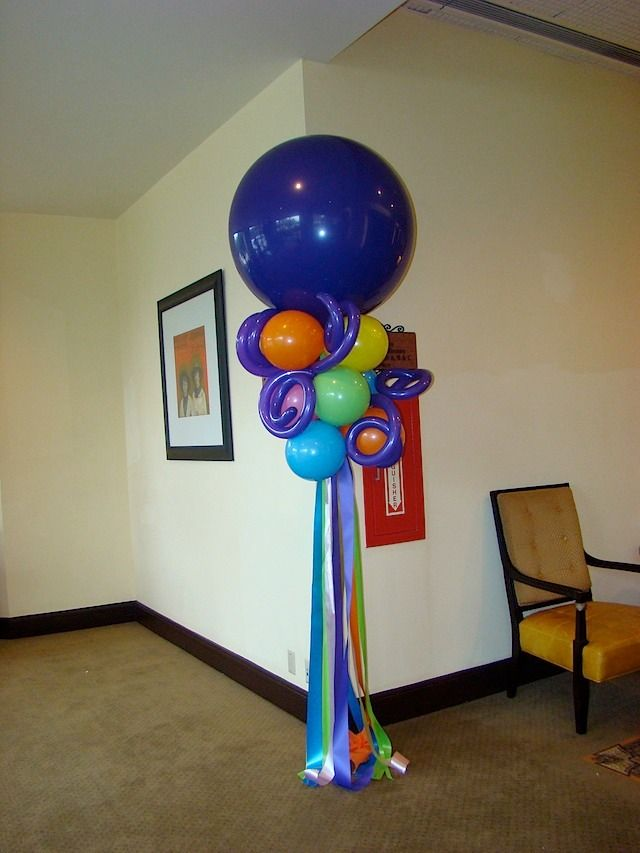Dallas Best Balloon Decor Delivery Company 972 446 2464