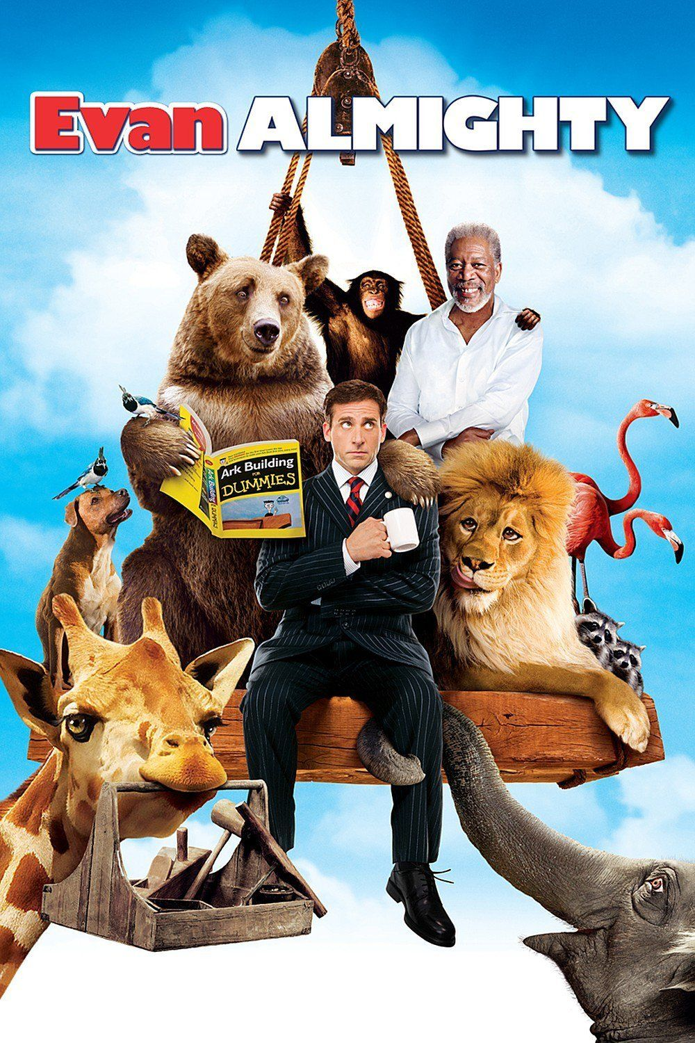 Download Evan Almighty Full-Movie Free