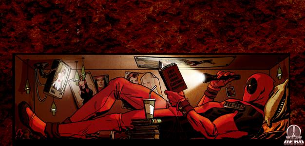 Deadpool projeto arma x