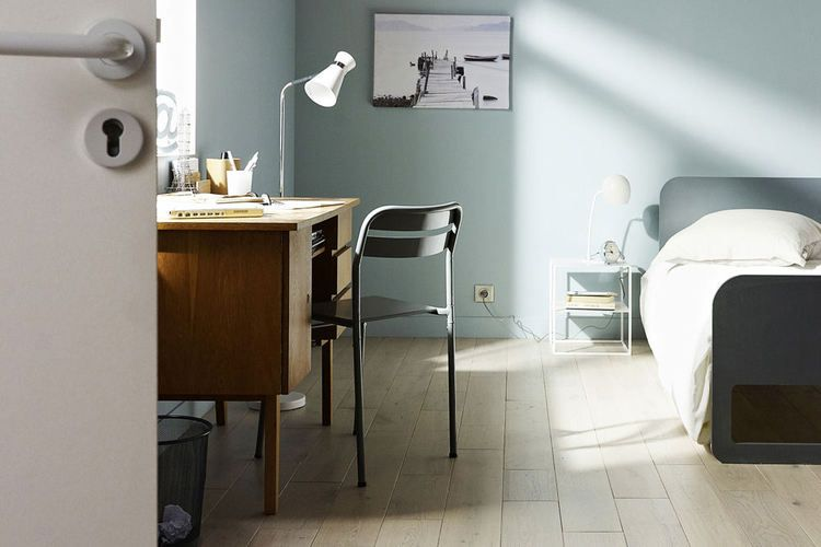 Pour votre chambre, vous hésitez entre du parquet, du carrelage ou
