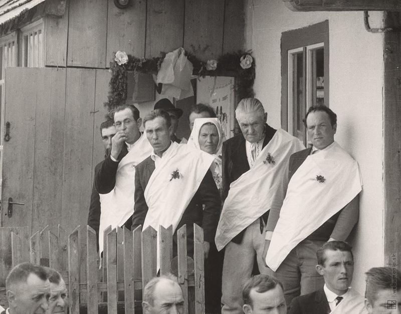 Martin Martinček: Svatba VIII.:1960 - 1965