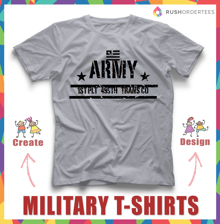 f5823df3d54e 1 year old Birthday Tshirt Idea. Cool Army Shirt #customShirts #military  #americaFreedom #customTshirts