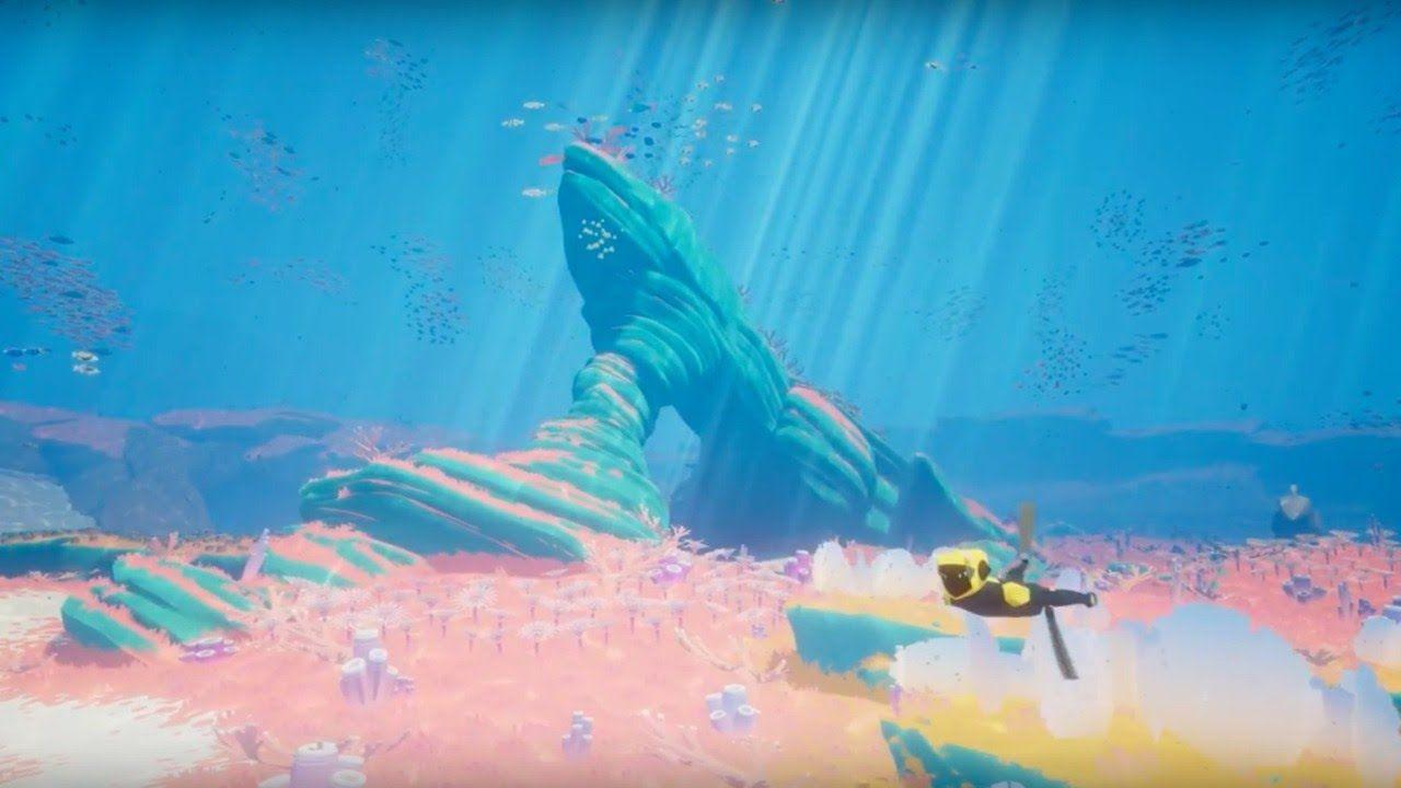 Abzu official trailer e3 2016 underwater background
