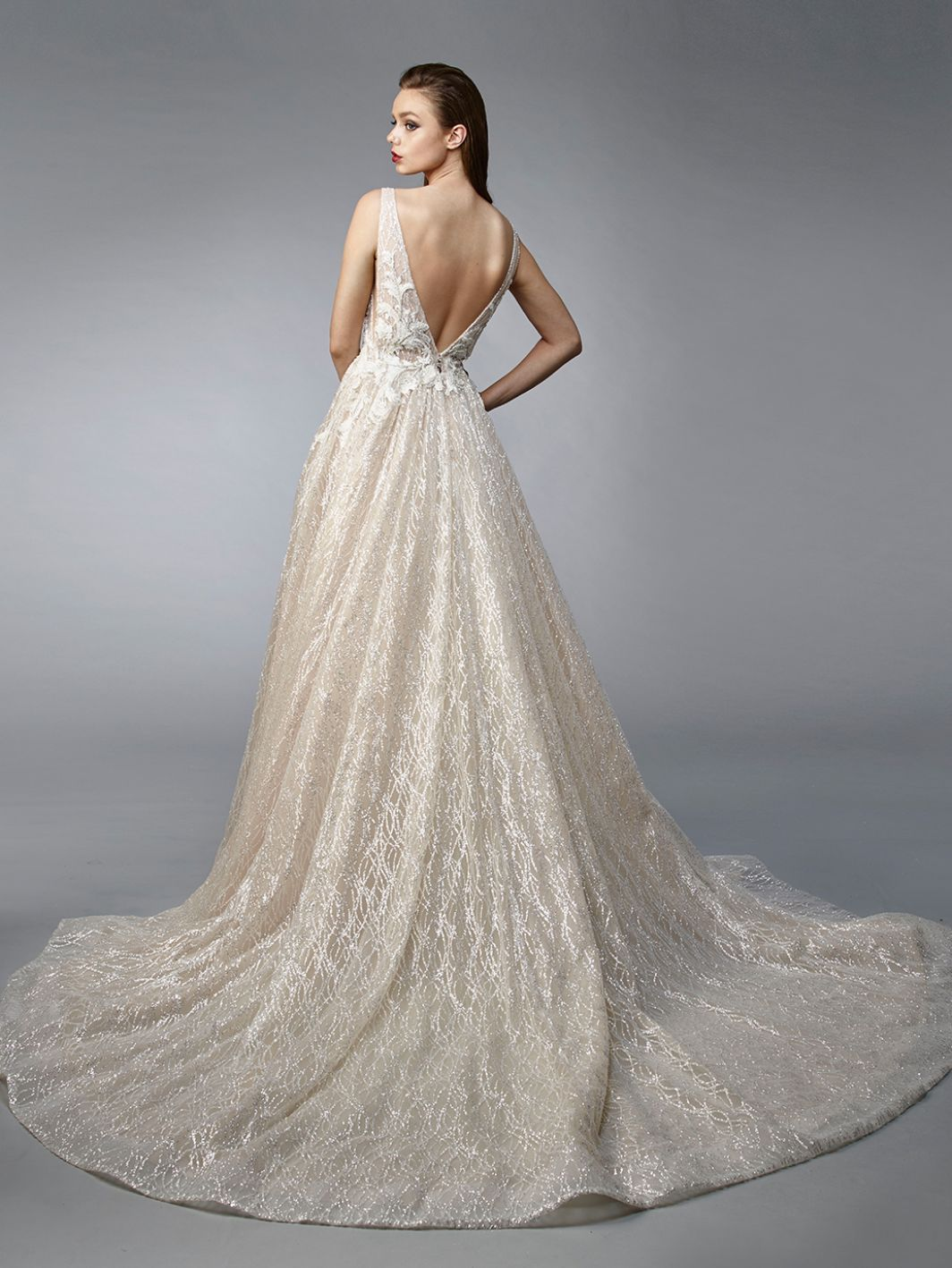 a1c385d738 Nellie by ENZOANI- Back-available at Uptown Bridal in 2019