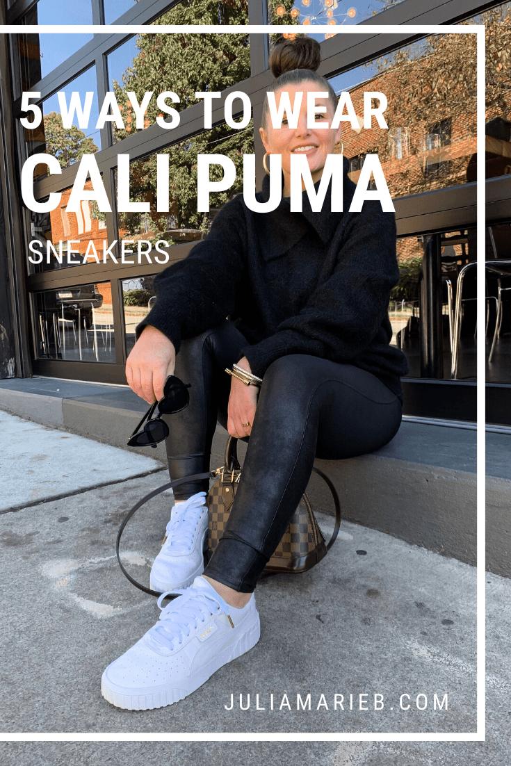 Puma cali, Puma sneakers