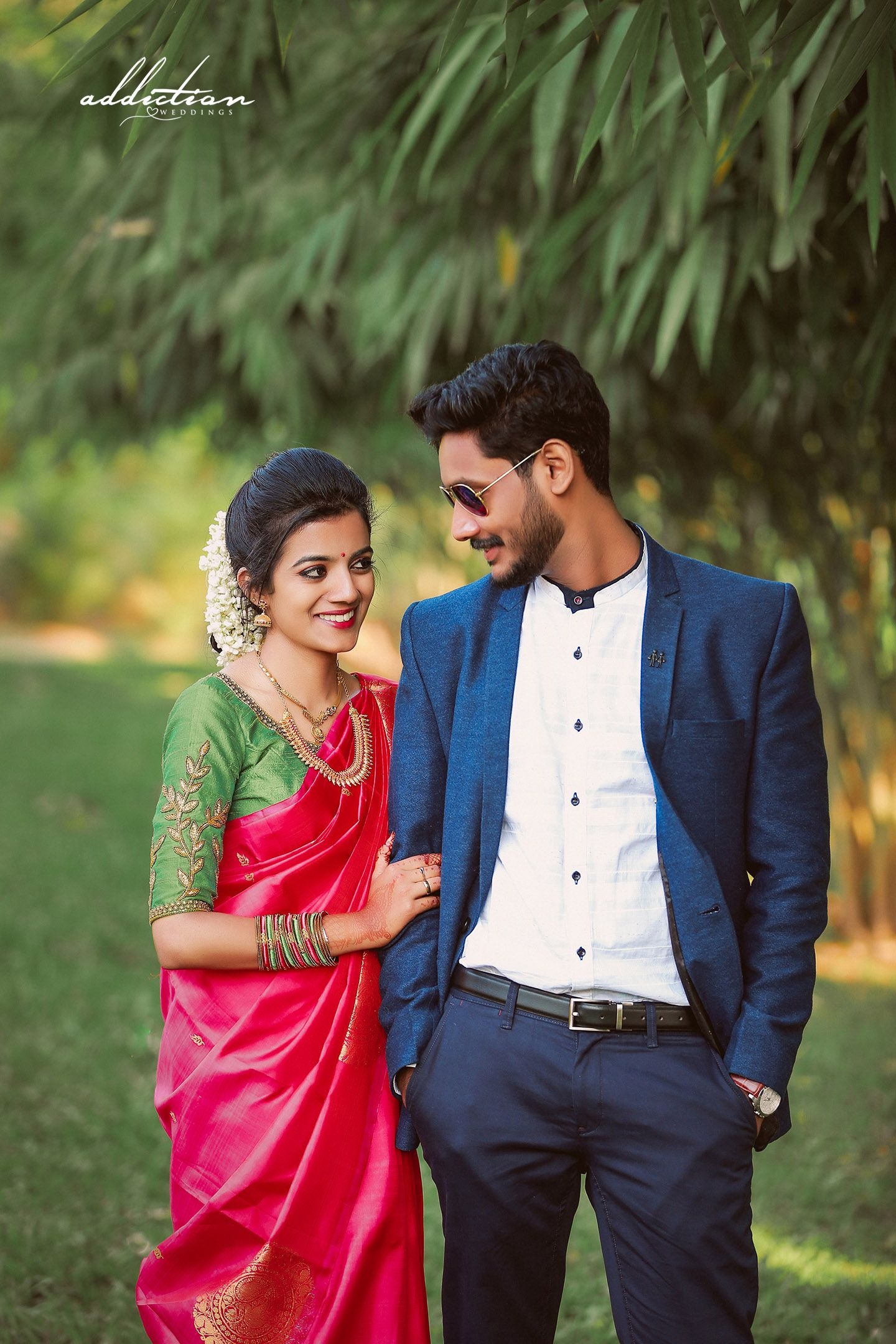 South Indian Wedding Cute Smile Indian Wedding Photography Indian Wedding Photography Poses Kerala Wedding Photography