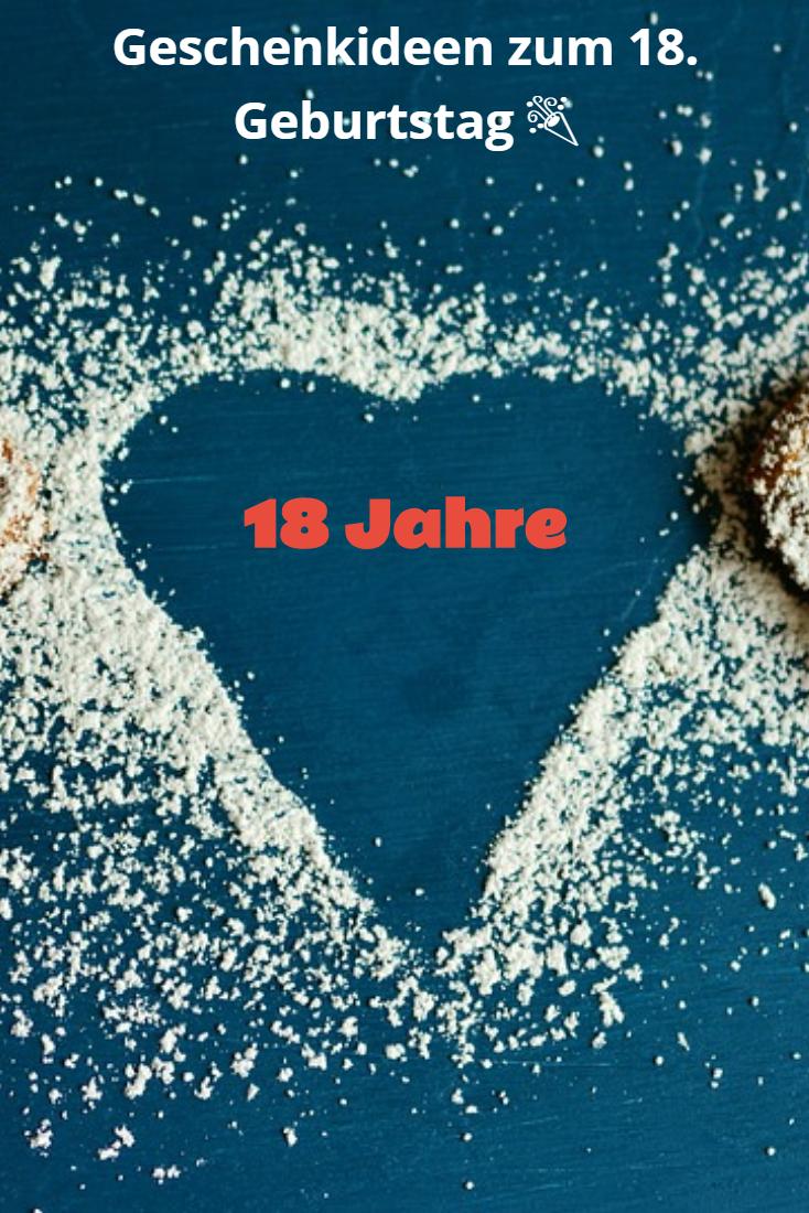 Geschenke, Ideen und Tipps zum 18. #Geburtstag ...