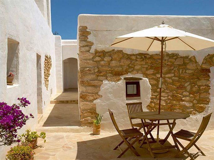 Aut ntica arquitectura ibicenca me encanta casa for Arquitectura ibicenca