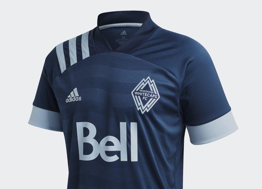 Vancouver Whitecaps 2020 21 Adidas Away Kit Vancouverwhitecaps Vwfc Mls Adidasfootball In 2020 Soccer Outfits Adidas Adidas Football