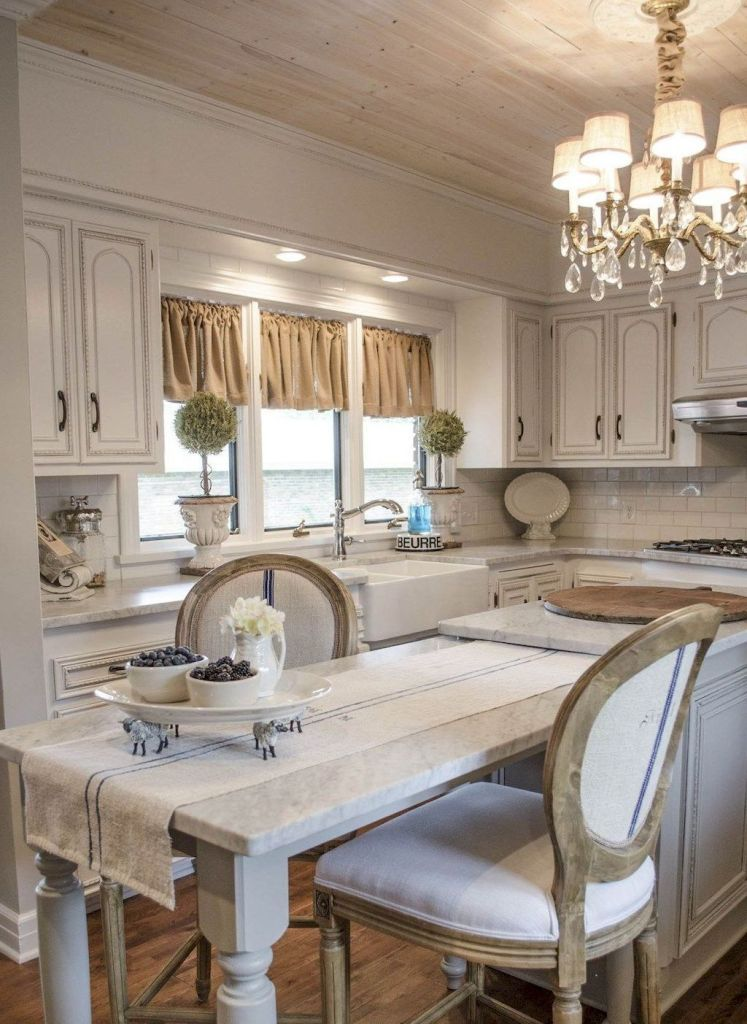 28 Simple French Country Kitchen Decor Ideas In 2020