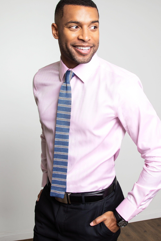 Oliver Herringbone Slim Fit Dress Shirt Tie Life Pinterest