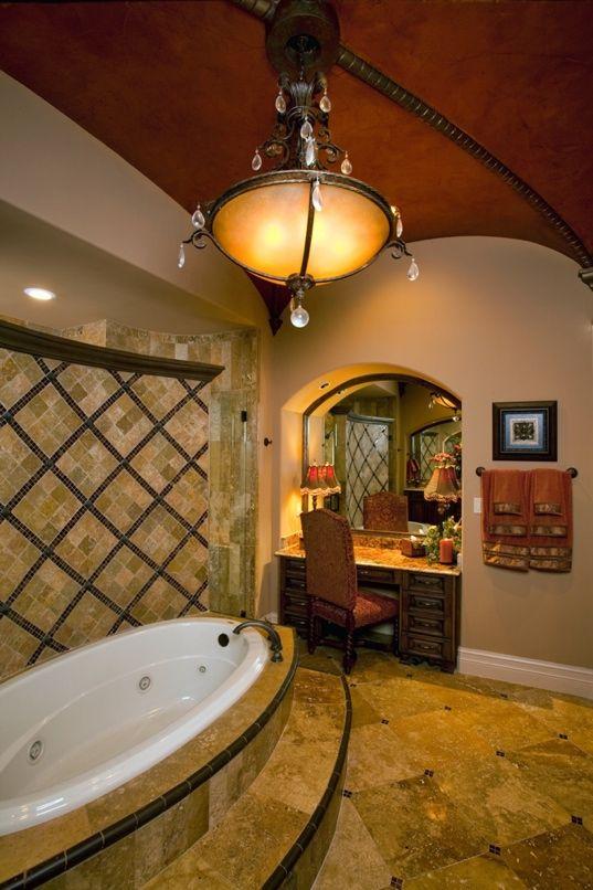 Bentley Manor Custom Home Interior Exterior Design Bathe In Magnificent Beautiful Master Bathrooms Exterior