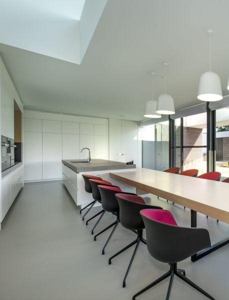 Een grandioze villa met een knappe E-prestatie! Architect: Block ...