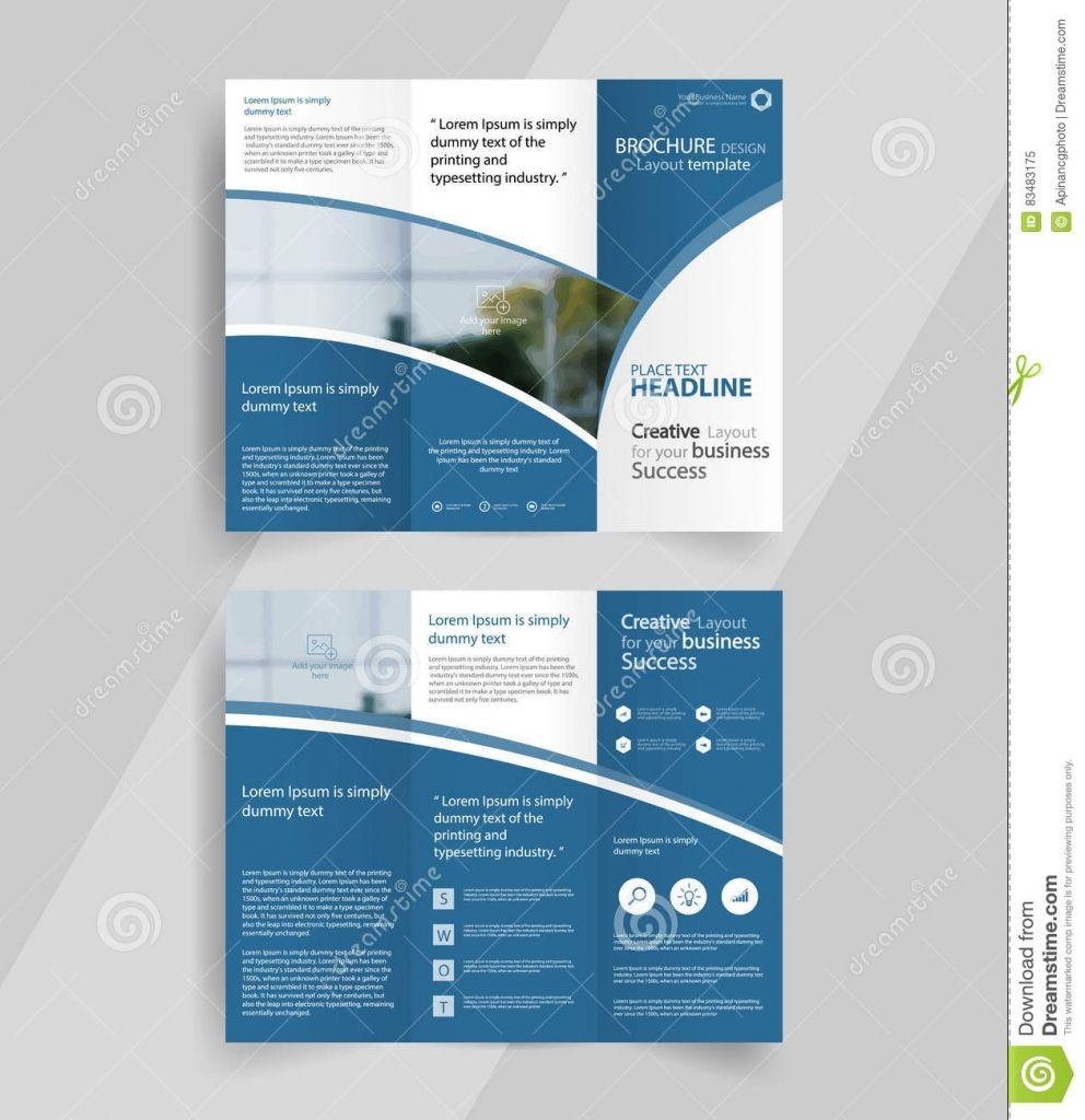 Powerpoint Brochure Template Tri Fold Karan Ald2014 With Product Brochure Template Free In 2020 Free Brochure Template Trifold Brochure Template Trifold Brochure
