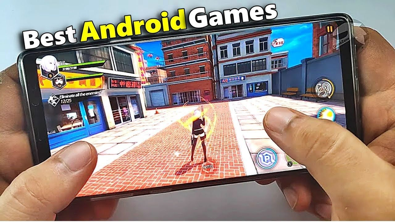 Best Android Games Available Right Now! in 2020 Best