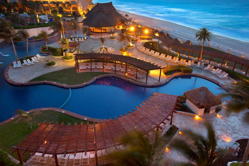 Fiesta Americana Condesa كانكون المكسيك All Inclusive Honeymoon Resorts Best All Inclusive Resorts Best All Inclusive Honeymoon