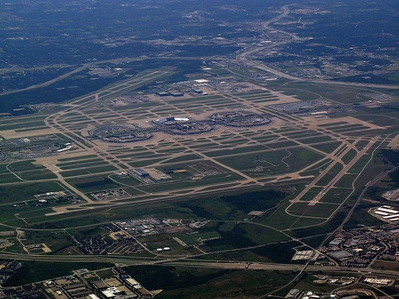 Dallas Fort Worth International Airport DallasFort