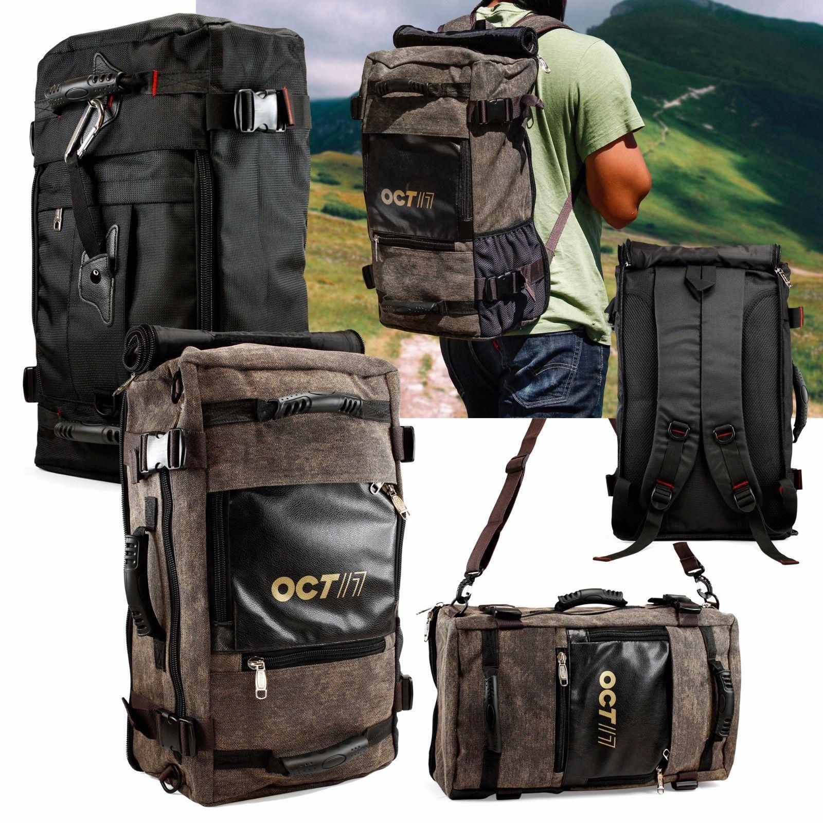 Men's Vintage Canvas Backpack Travel Sport Rucksack Satchel School Hiking Bag https://t.co/wVKNEVFTtB https://t.co/ggj9KbiyQB