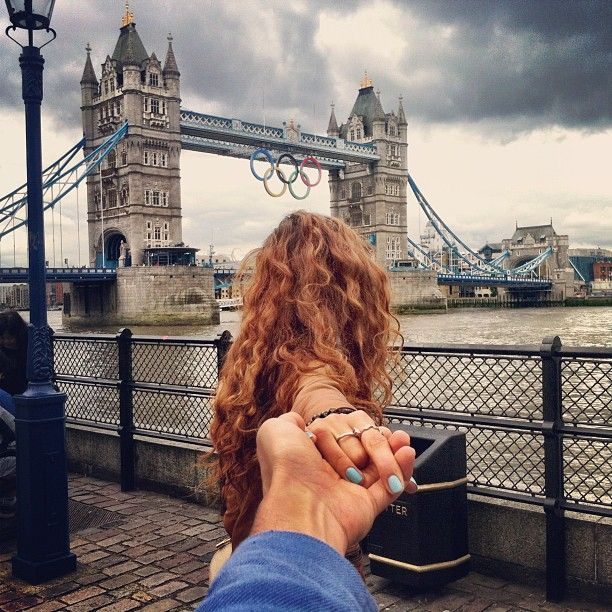 This Guy Takes The Most Incredible Photos As His Girlfriend Tugs - Guy takes awesome photos girlfriend tugs along