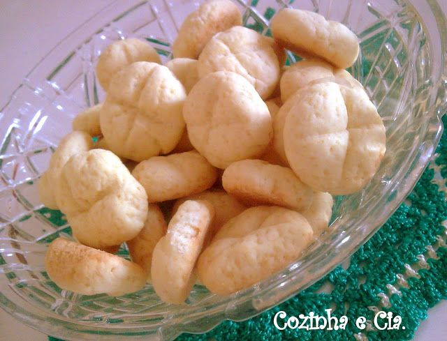 Cozinha e Cia.: Biscoitinhos de Limão!