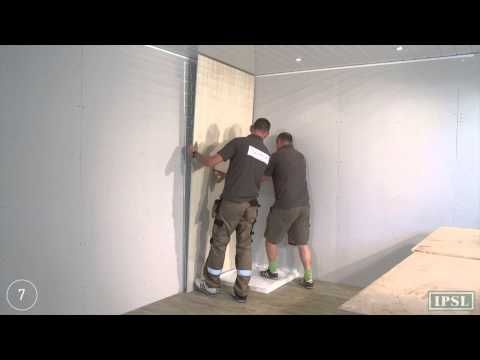 How To Install Aquabord Laminate Wall Panels By Ipsl Shower Wall Panels Shower Wall Bathroom Wall Tile