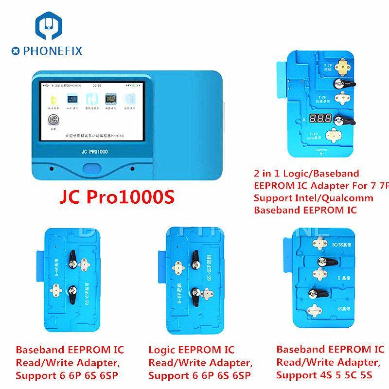 eBay #Sponsored JC PRO1000S Baseband Logic EEPROM IC Read