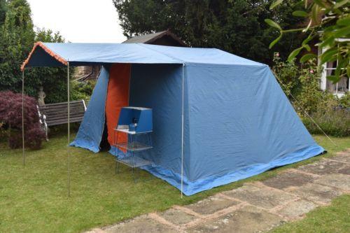 Marechal-Commodore-Export-Vintage-Tent & Marechal-Commodore-Export-Vintage-Tent | Frame Tents Retro | Pinterest