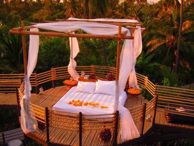 Hotel sugli alberi: 10 suite vista stelle - Viaggi