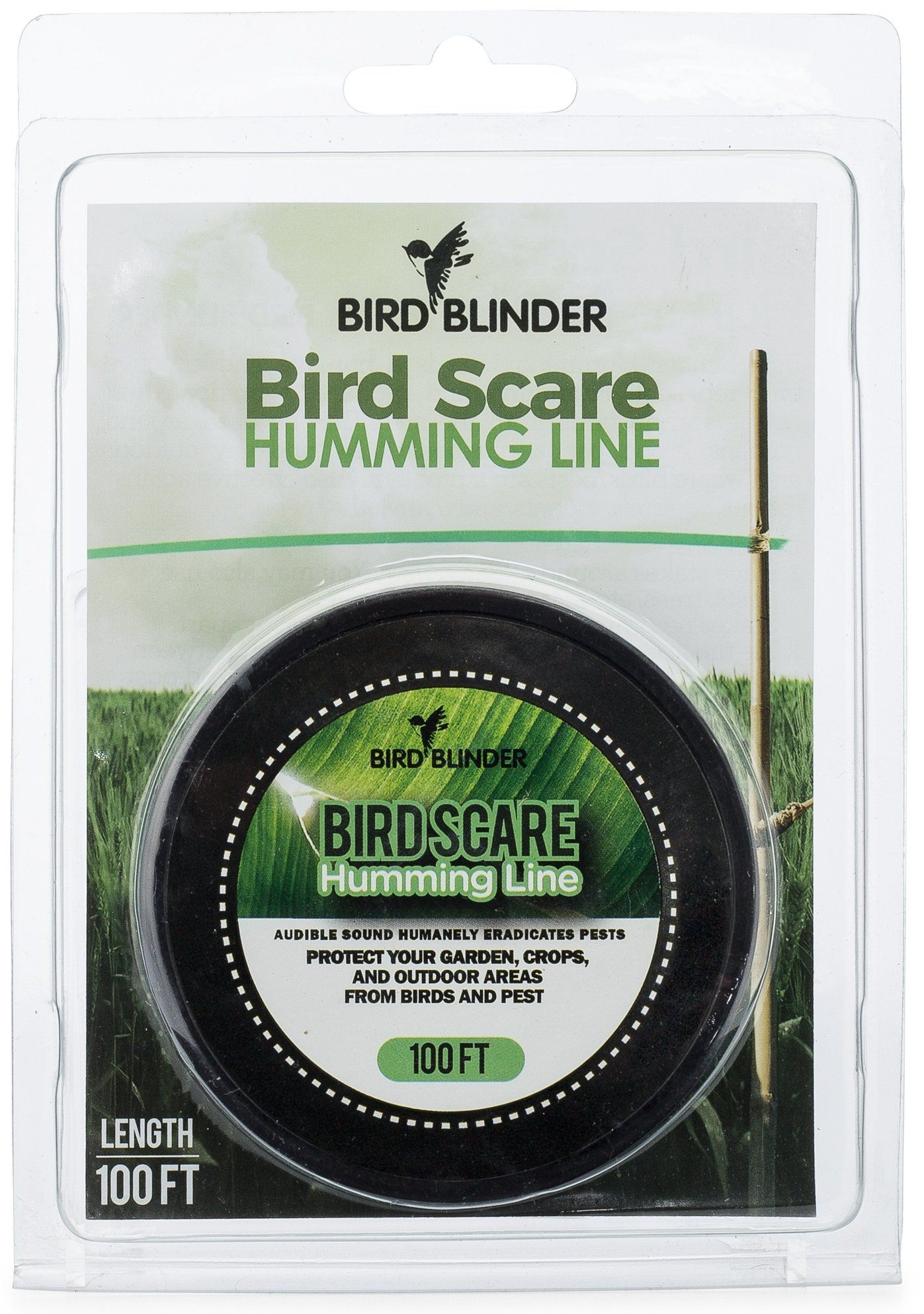 Amazon Audible Affiliate Bird Blinder Repellent Scare Humming Line â 100ft Roll