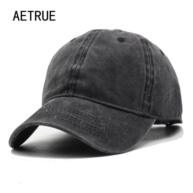 2b3e8449f77 Women Snapback Caps Men Baseball Cap Hats For Men Casquette Plain Bone  Gorras Cotton Washed Blank