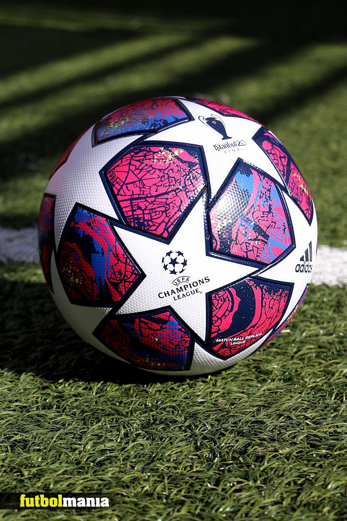 Zumbido Simposio Empuje  Balón adidas Finale UCL Estambul League | Balones de futbol adidas, Balones,  Fondos de pantalla deportes