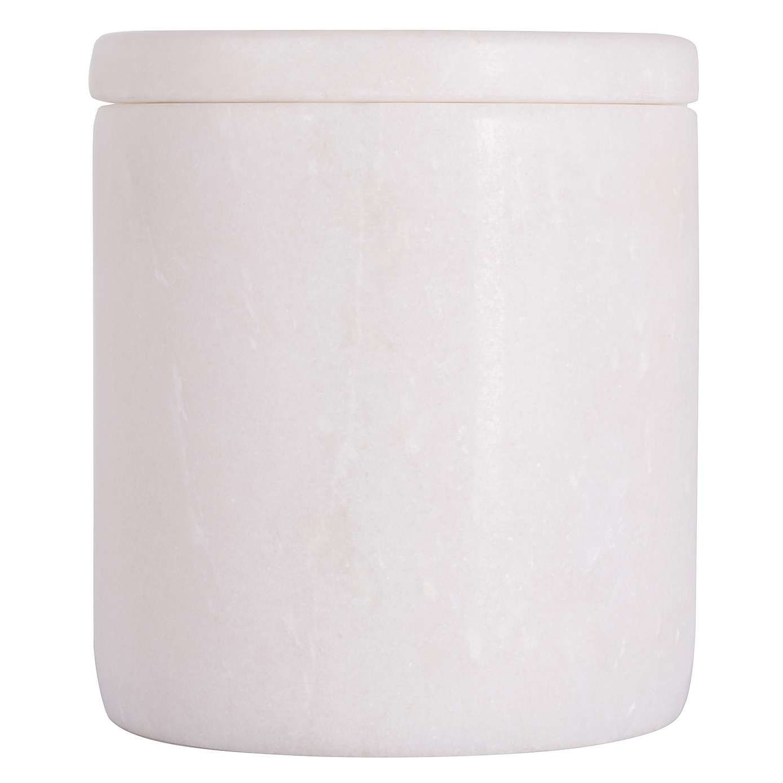 Simplicity Marble Storage Jar | Dunelm