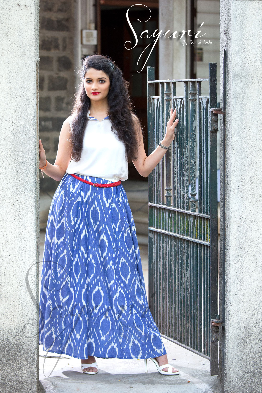 d978a284cbb Ikat Long dress. Find this Pin and more on Sayuri Design Studio ...