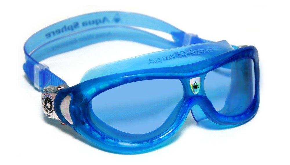 70b830a3c3d Amazon.com   Aqua Sphere Seal Kid Swim Goggle (Red