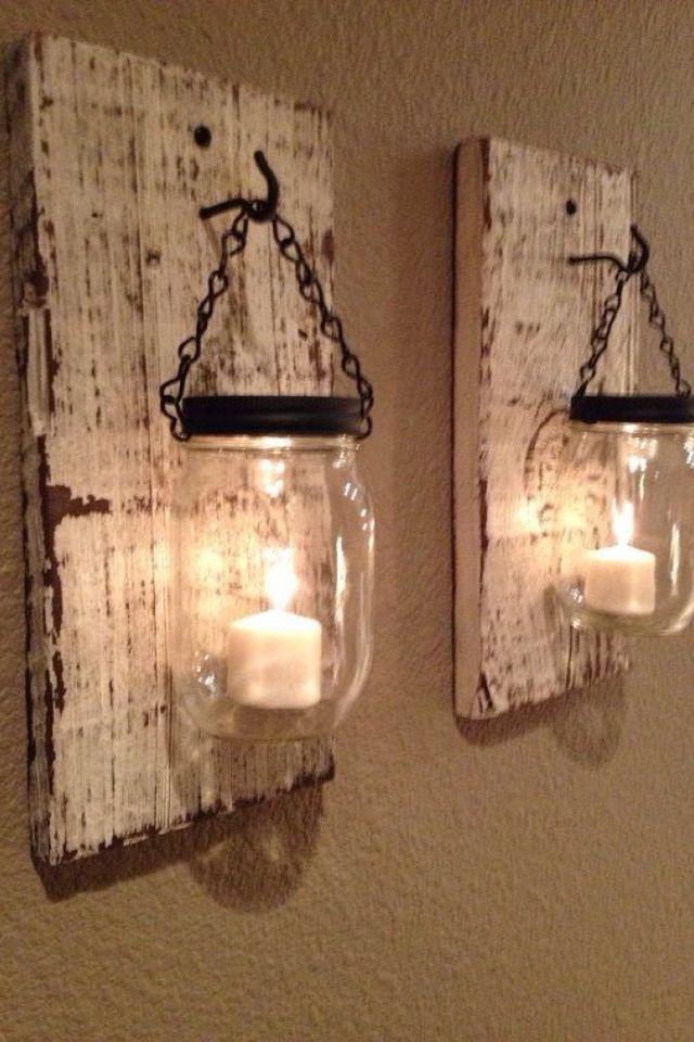 Mason Jar Decor The Best Cheap Ways To Decorate Your Home  Mason Jar Crafts