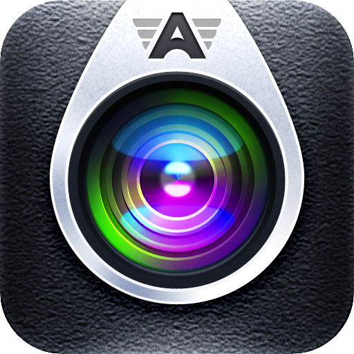 This amazing camera app allows you to take a photo, edit