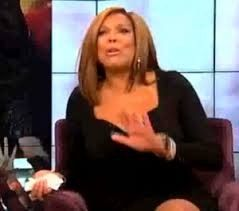 Wendy Williams began sobbing as she revealed that her son doesn't like her anymore.   http://www.examiner.com/article/wendy-williams-sobs-on-air-as-she-says-my-son-doesn-t-like-me-video