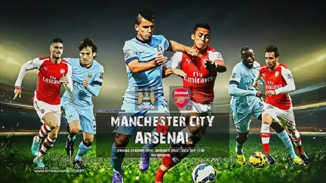 Arsenal Vs Manchester City Live Stream Manchester City Arsenal City Arsenal