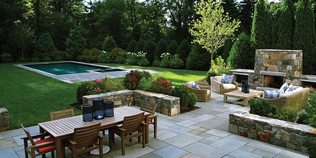 High Quality A Blade Of Grass Is A High End Landscape Design And Maintenance Company.  Services Include Consultation, Installation, Design, And Maintenance.