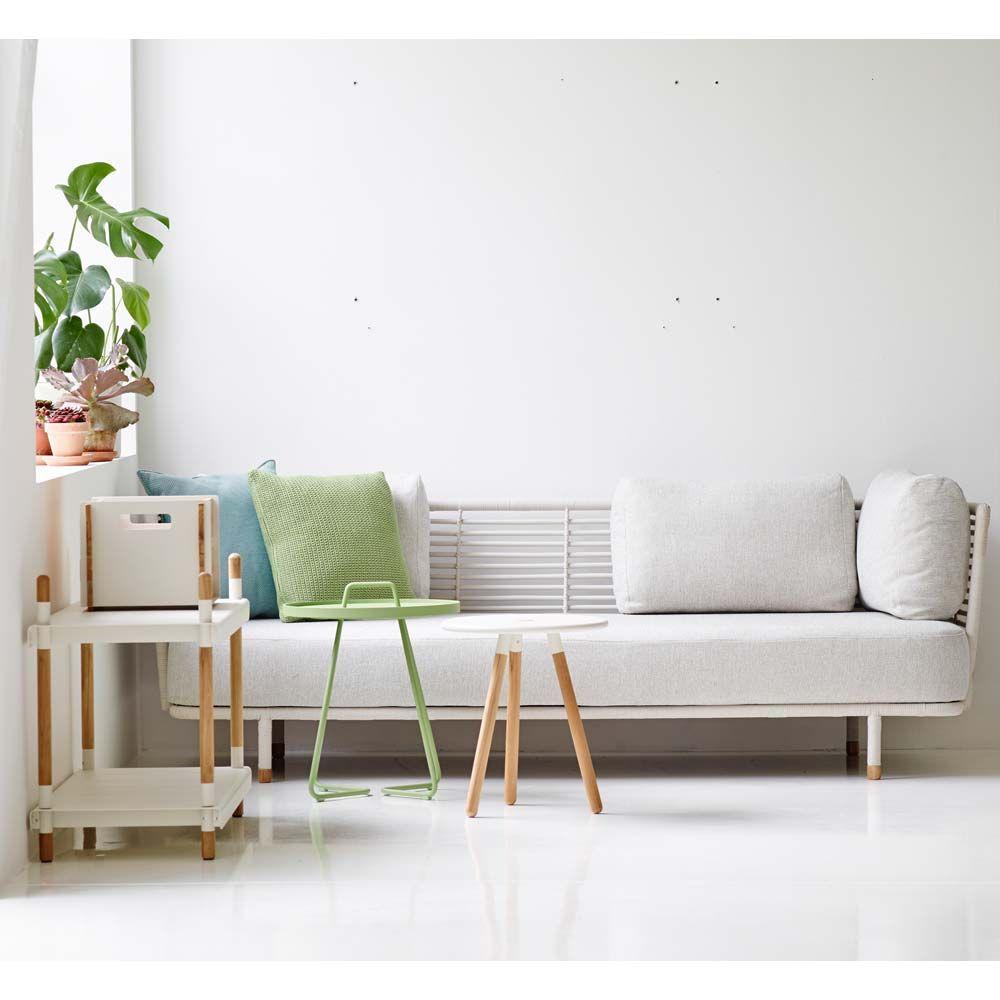 Cane-line Rattan Sofa \