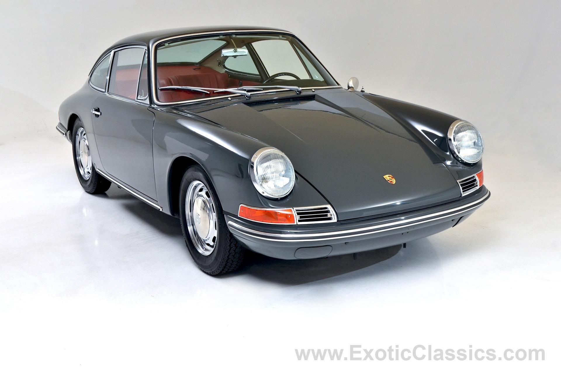 1967 Porsche 912 Coupe Slate Grey Porsche 912 Porsche Classic Cars